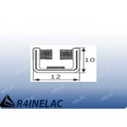REF 7104. GUIA CRISTAL ARTICULADA 12mm