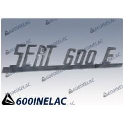 REF. 5018 ANAGRAMA SEAT 600 E