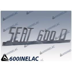 REF. 5027 ANAGRAMA SEAT 600D