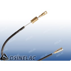 CABLE DE EMBRAGUE 600mm  DE 1962 - 1965