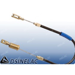 CABLE DE EMBRAGUE 621 mm. DS INYECCION.