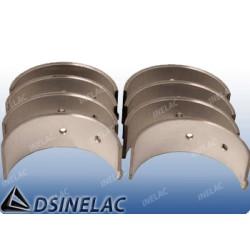 COJINETE DE BIELA, CALIFICACION + 0,25, DS 21 / 23, 4x2 mm 47,75 (Ref. DX120 Citroen-019A)